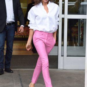 Victoria Beckham pies deformes fotos