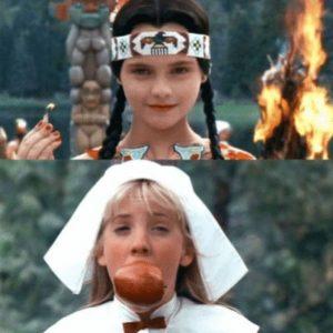 Locos Addams rubia Merlina