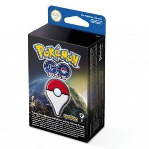 Pokémon Go Plus empaque