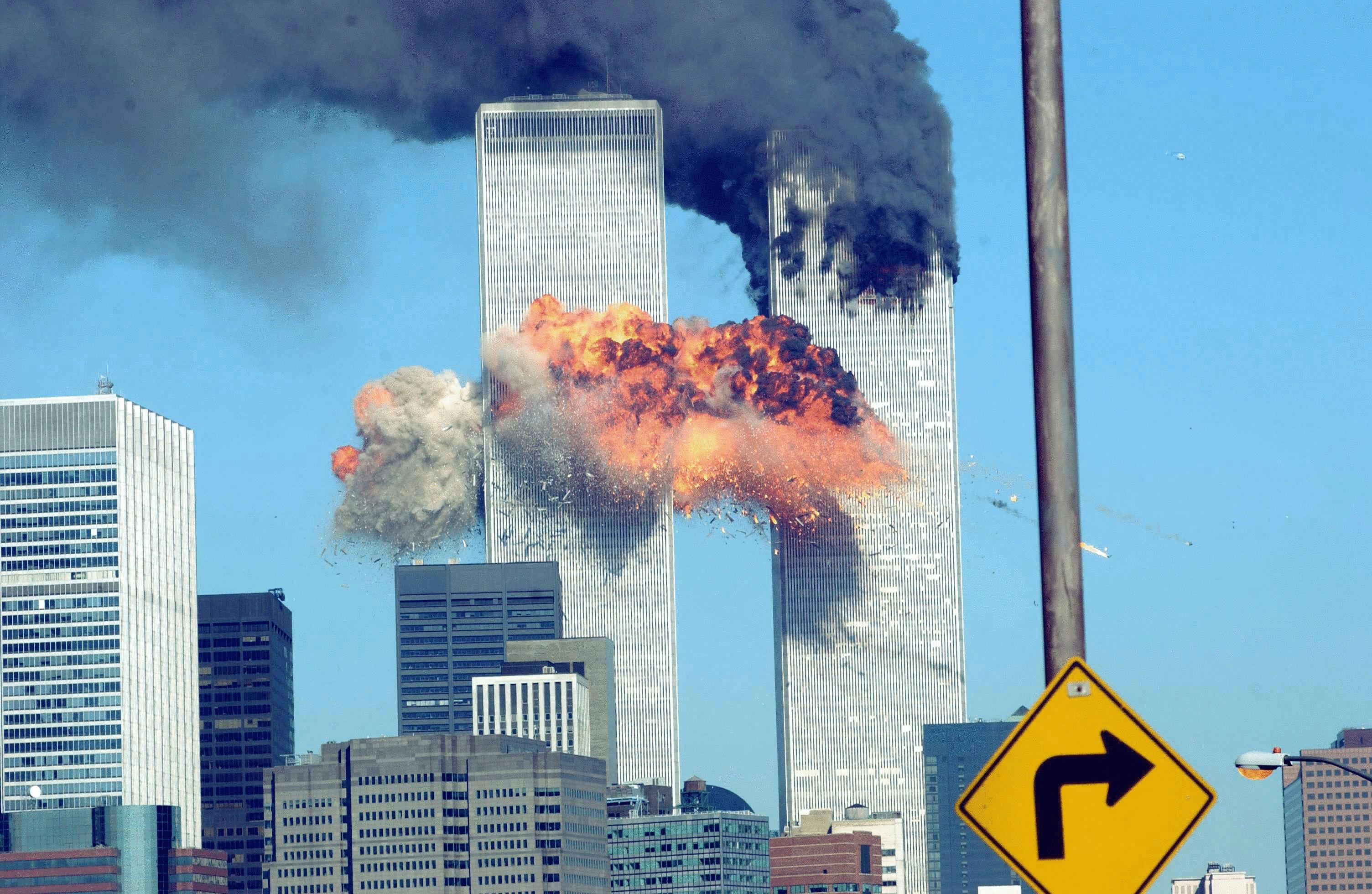 torres gemelas, ataque, terrorista, fotos