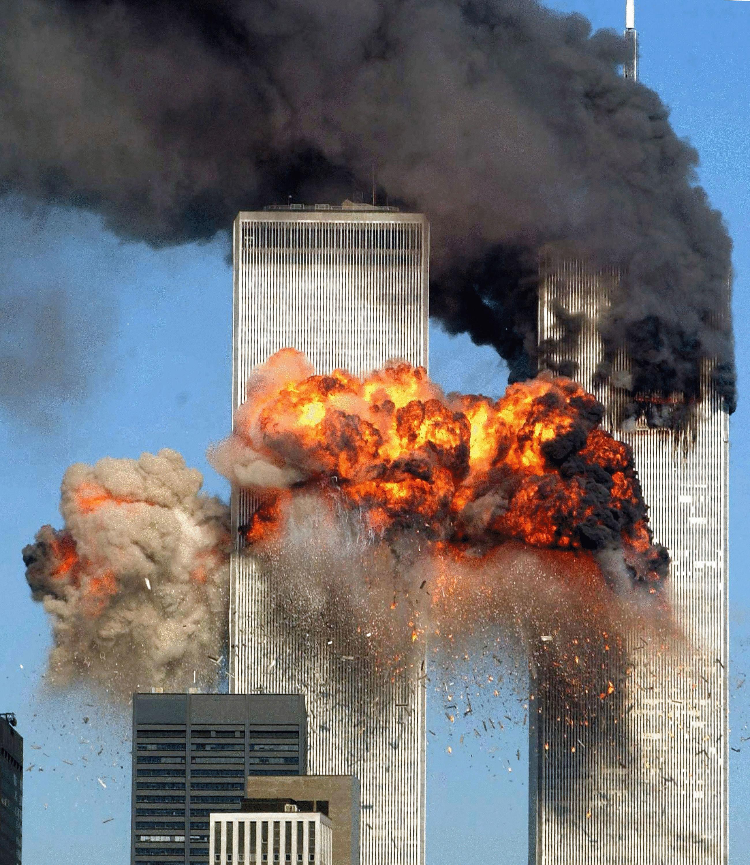 El avión de United Airlines Vuelo 175 de Boston fue uno de las aeronaves secuestradas durante el ataque.
