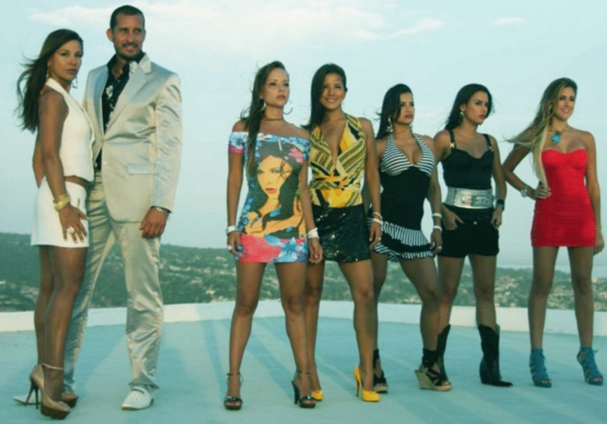 muñecas de la mafia fotos telenovela