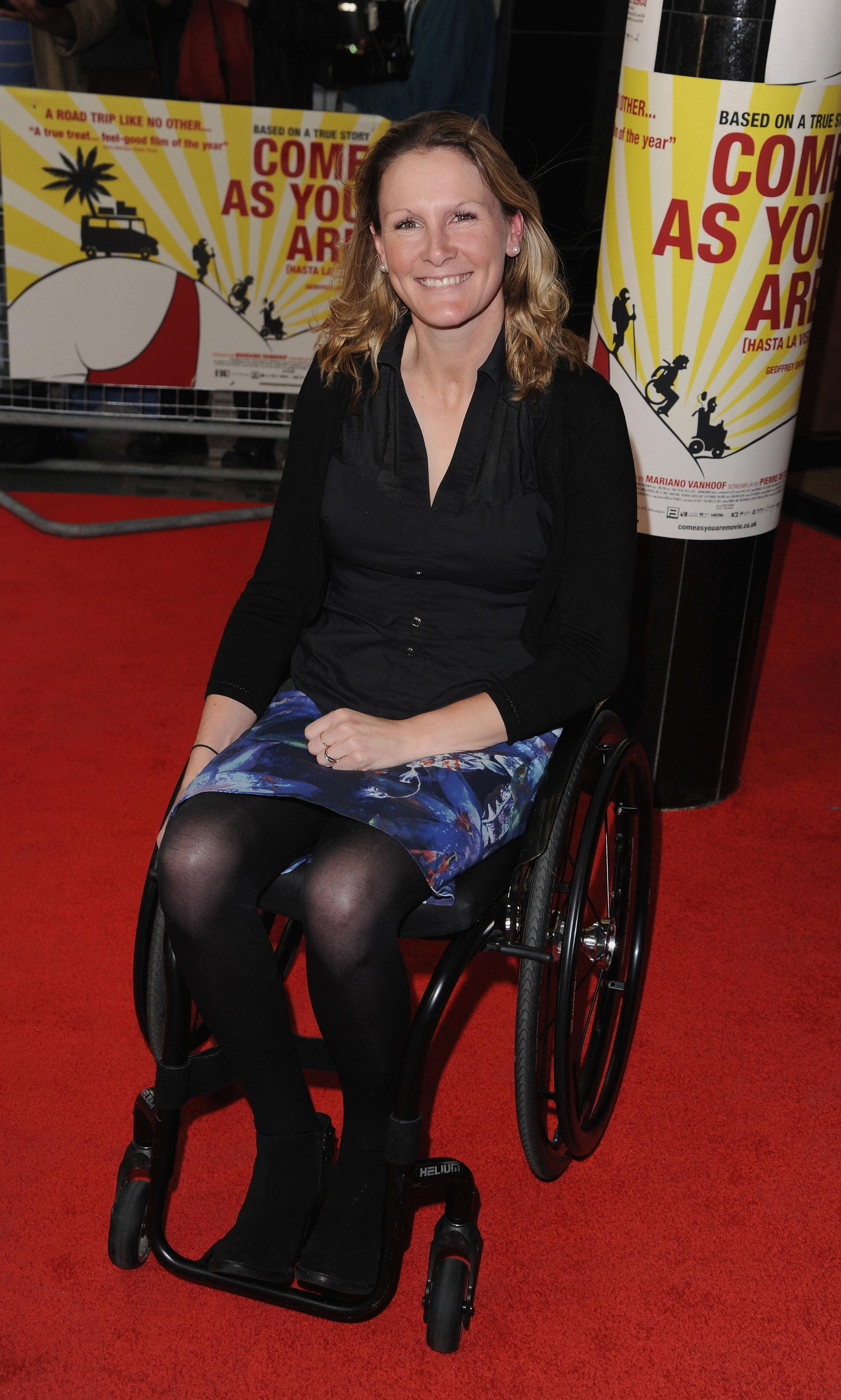 Claire Lomas