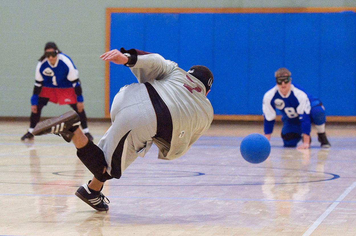 goalball golbal