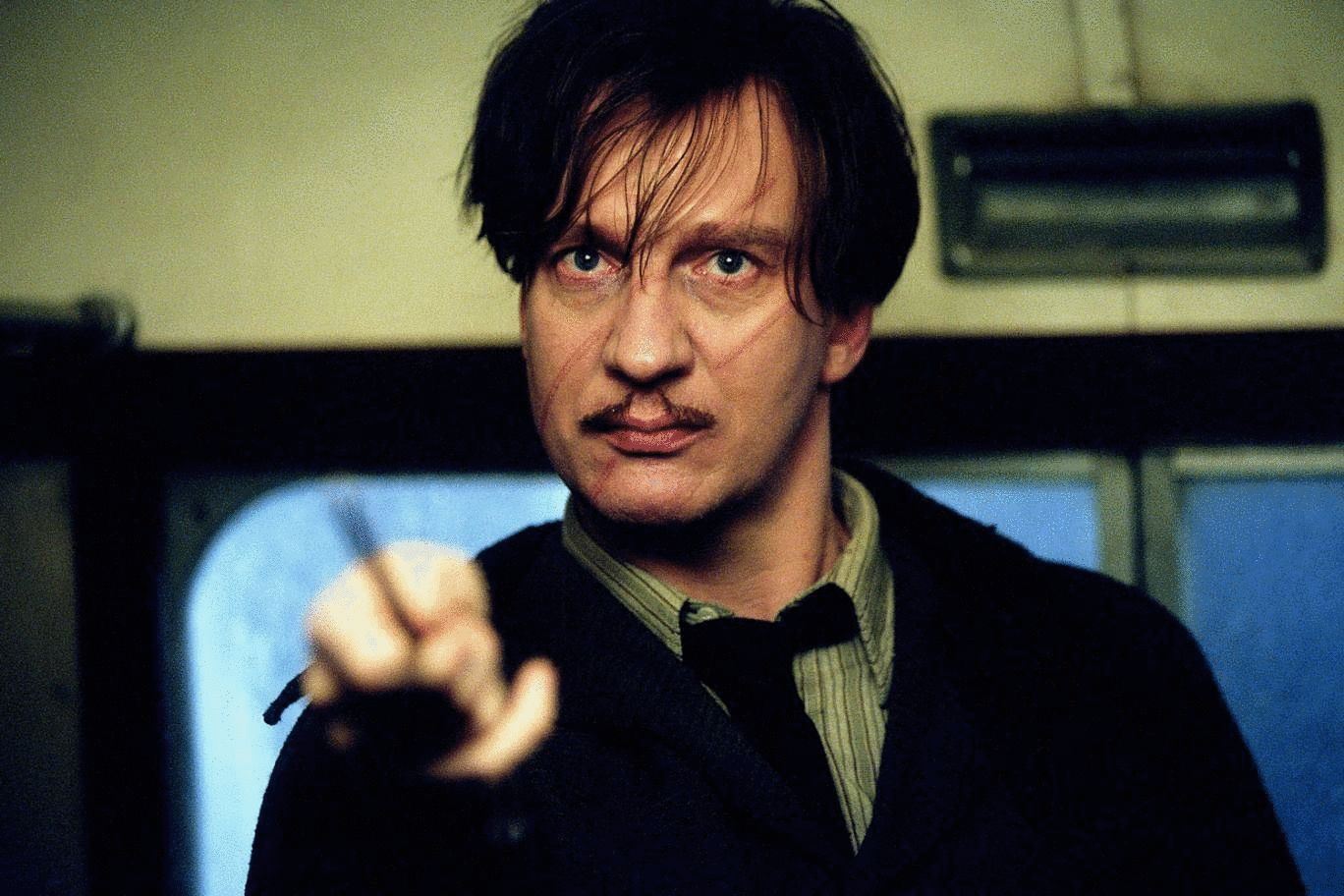Harry Potter, Lupin