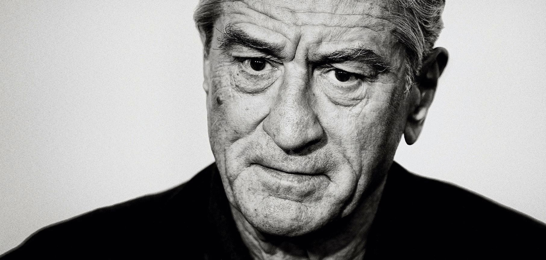 Robert DeNiro, actor, rostro, taxi driver