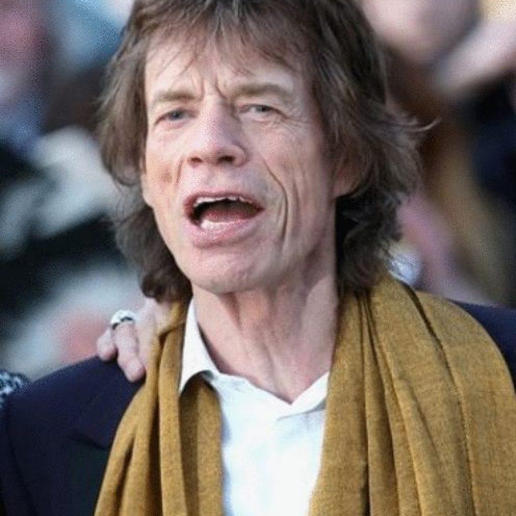 Famoso, Mick Jagger