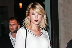 Filtran foto de Taylor Swift donde DJ le tocó parte íntima