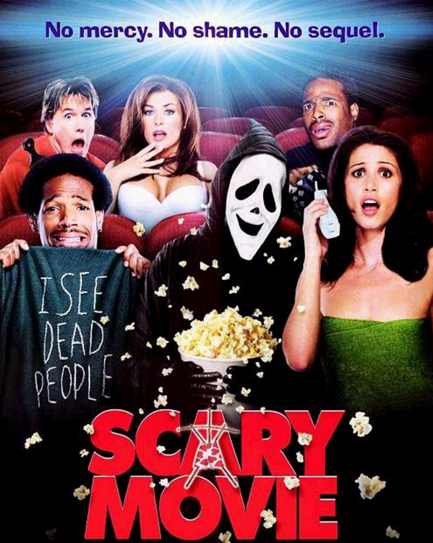 scary movie foto
