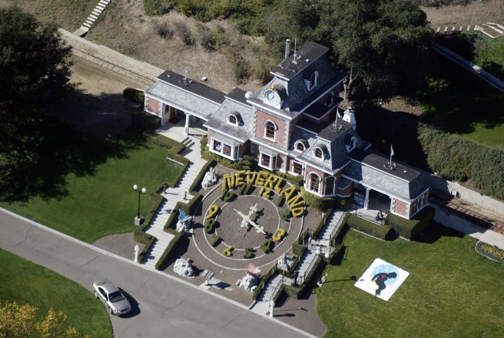 Neverland, Michael Jackson, rancho, pornografía