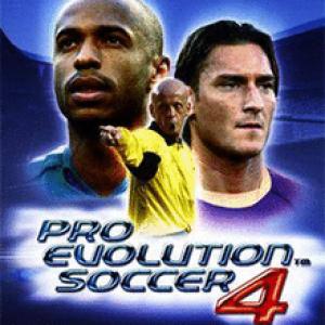 La portada de Totti en el Pro Evolution Soccer 4