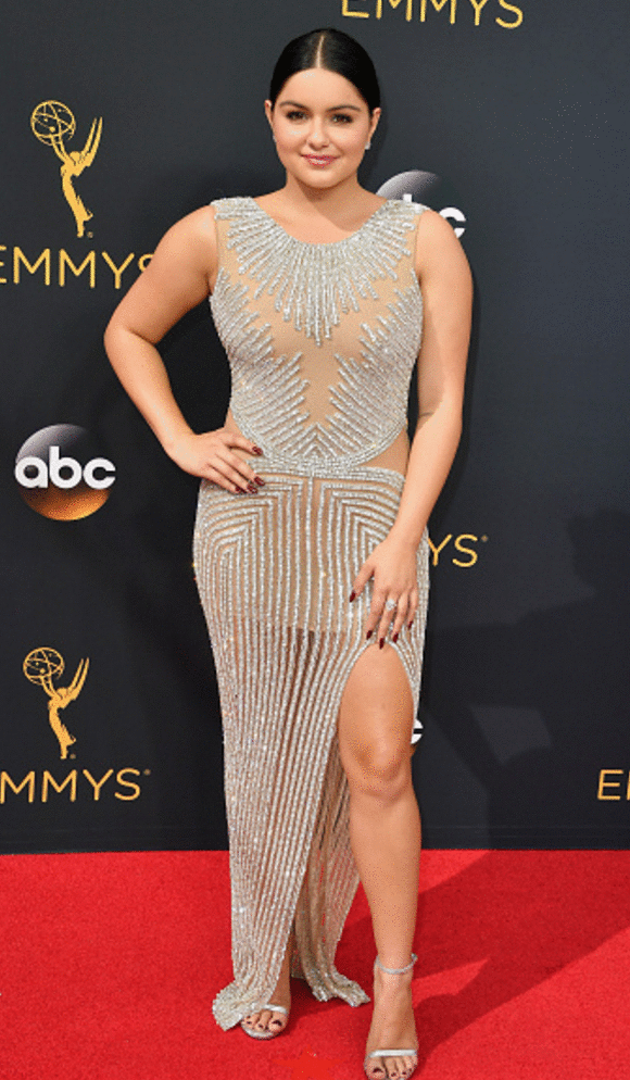 ariel winter emmy 2016