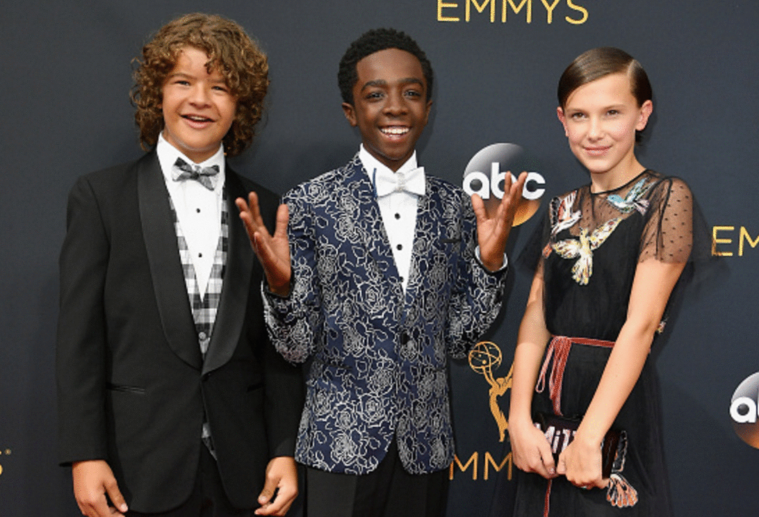 stranger things emmy 2016