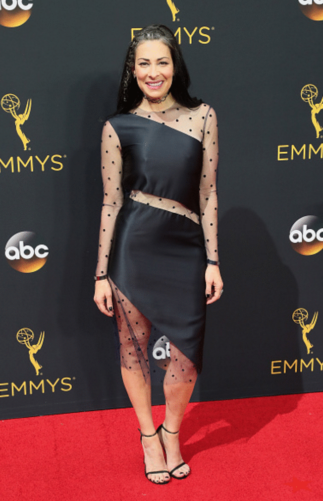 Stacy London Premios Emmy 2016
