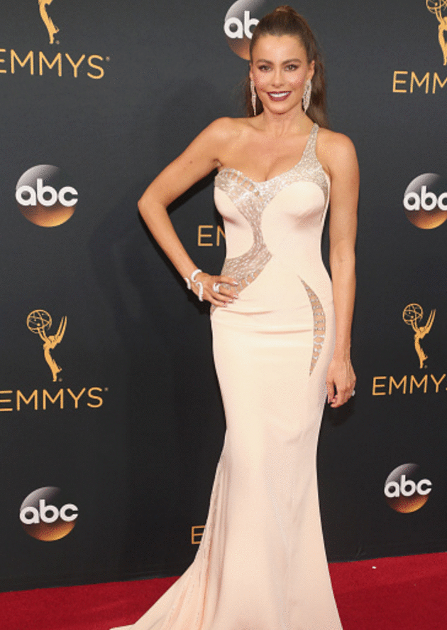 sofia vergara Premios Emmy 2016