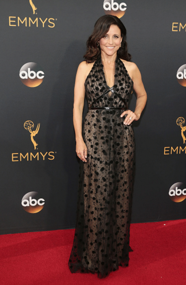 julia louis dreyfous emmy 2016