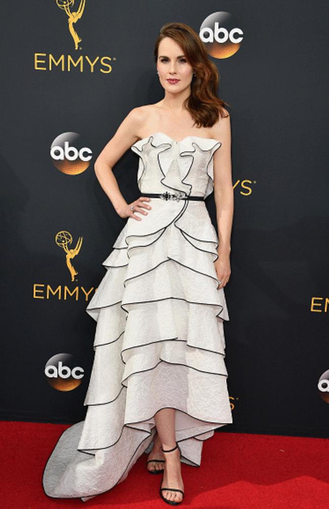 michelle dockery Premios Emmy 2016