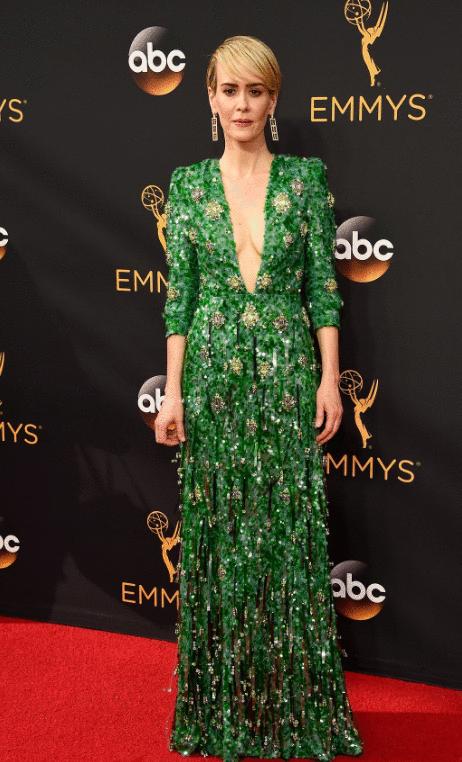 sarah paulson Premios Emmy 2016