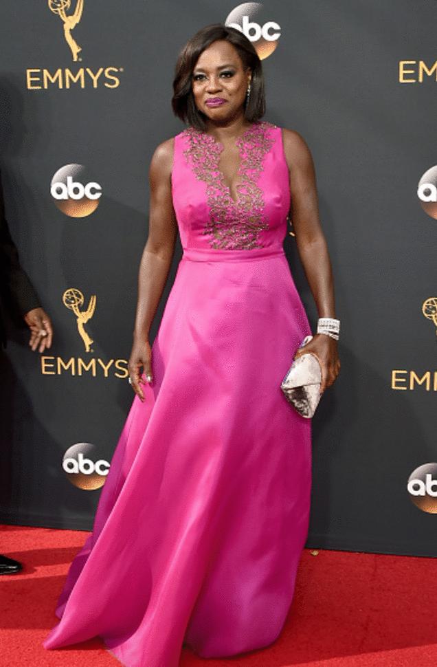 viola davis Premios Emmy 2016