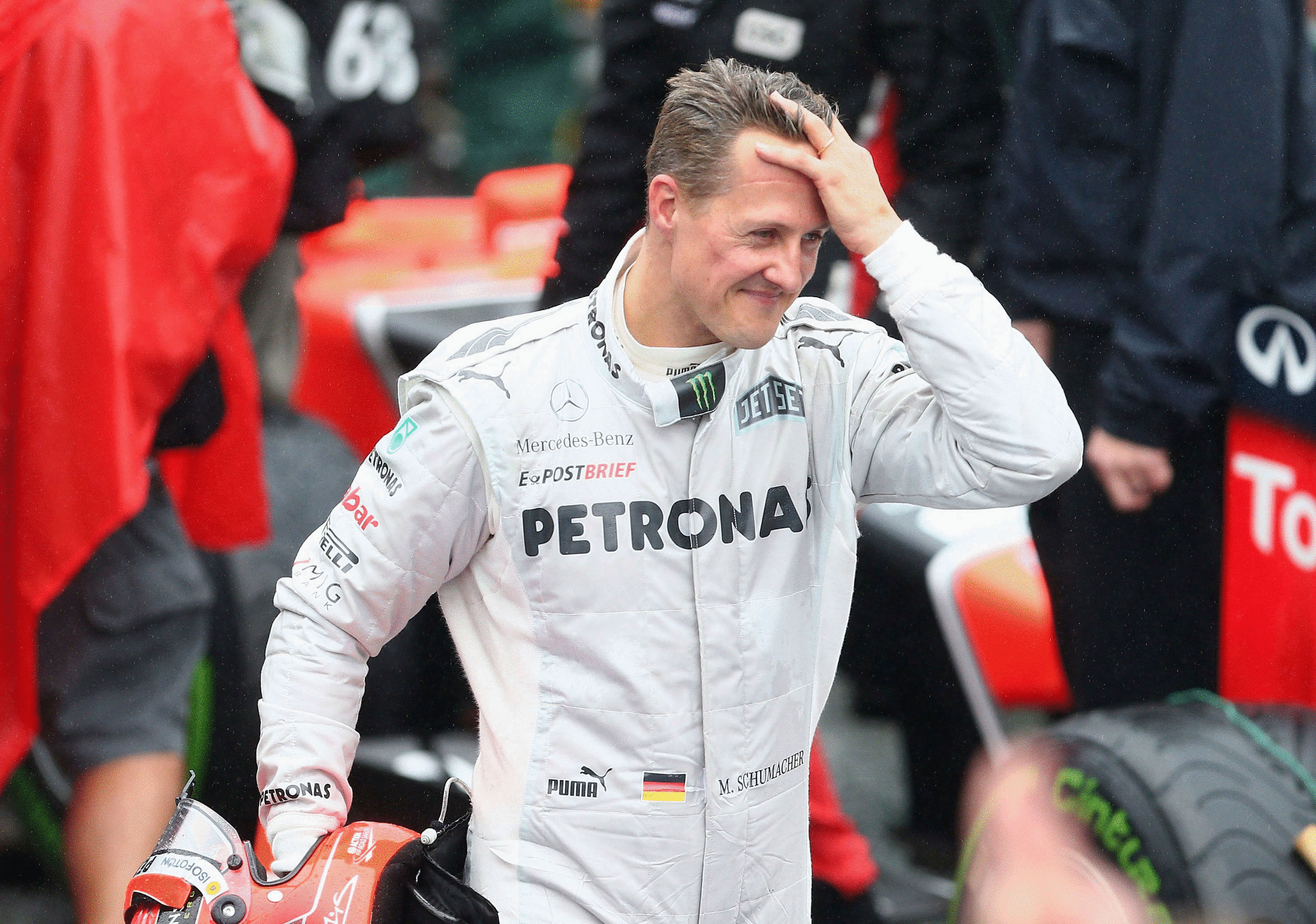 michael schumacher accidente