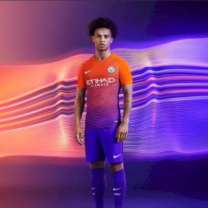 La innovadora nueva camiseta de Manchester City