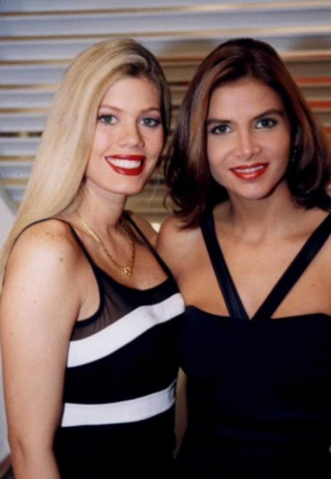villanas Betty la Fea Marcela y Patricia