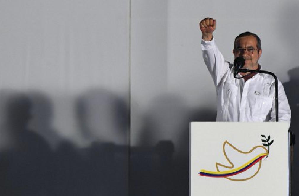 Firma acuerdo Paz Colombia farc