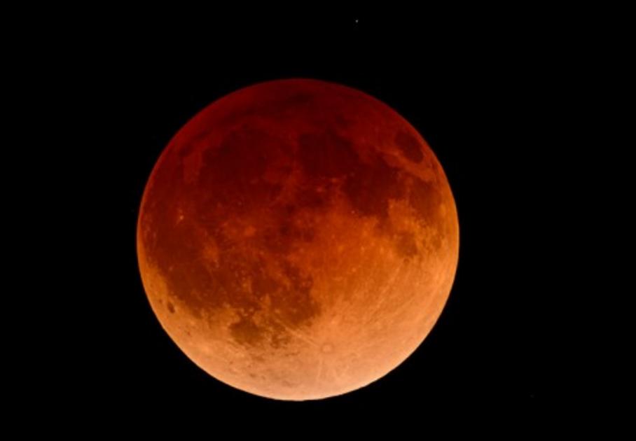 Luna Negra luna roja  foto