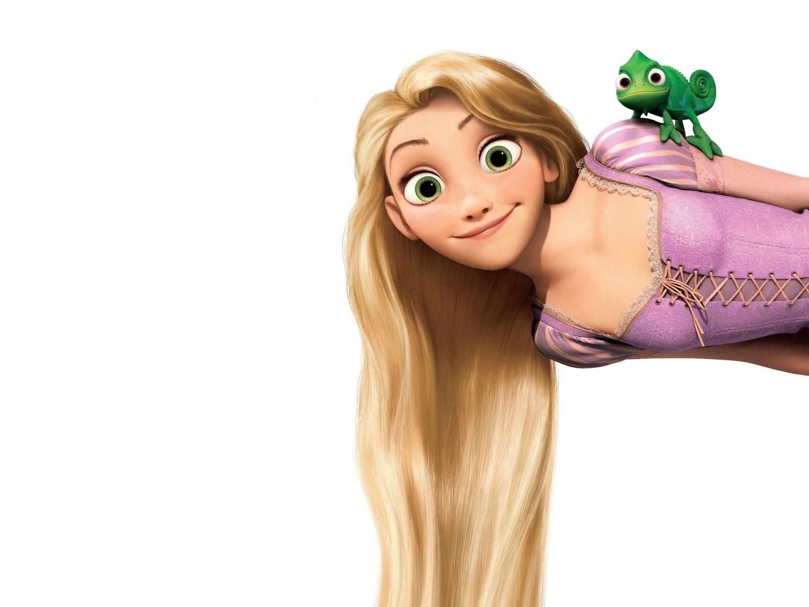 Rapunzel, cabello, película, Disney