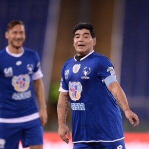 Partido por la Paz Diego Maradona