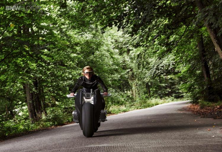 motocicleta futuro