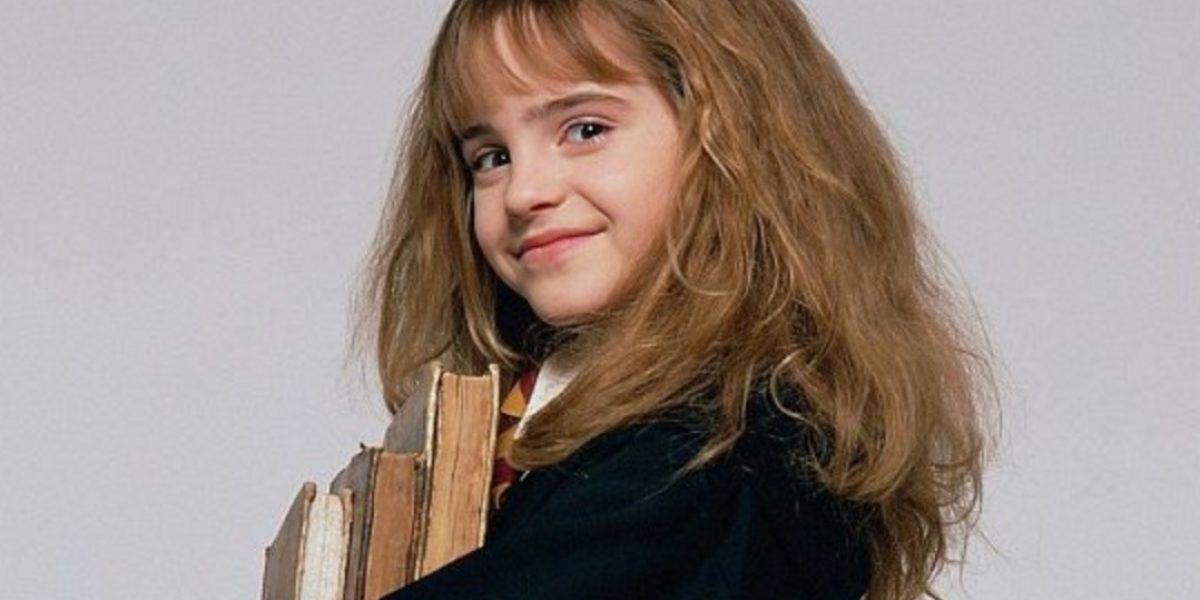 Emma Watson tuvo que cambiar algo de su físico para Harry Potter