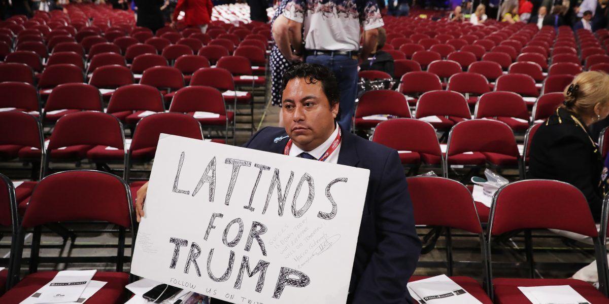 Marco Gutiérrez, el latino que quiere a Donald Trump como presidente