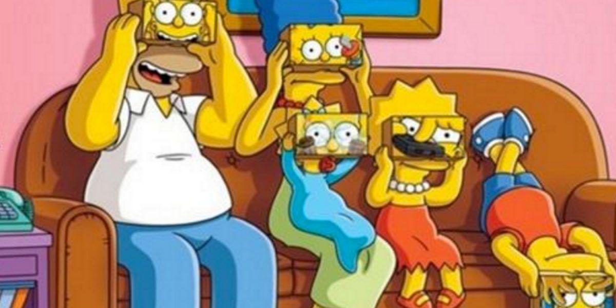 Los Simpson lanzan corto de realidad virtual: véanlo en su celular