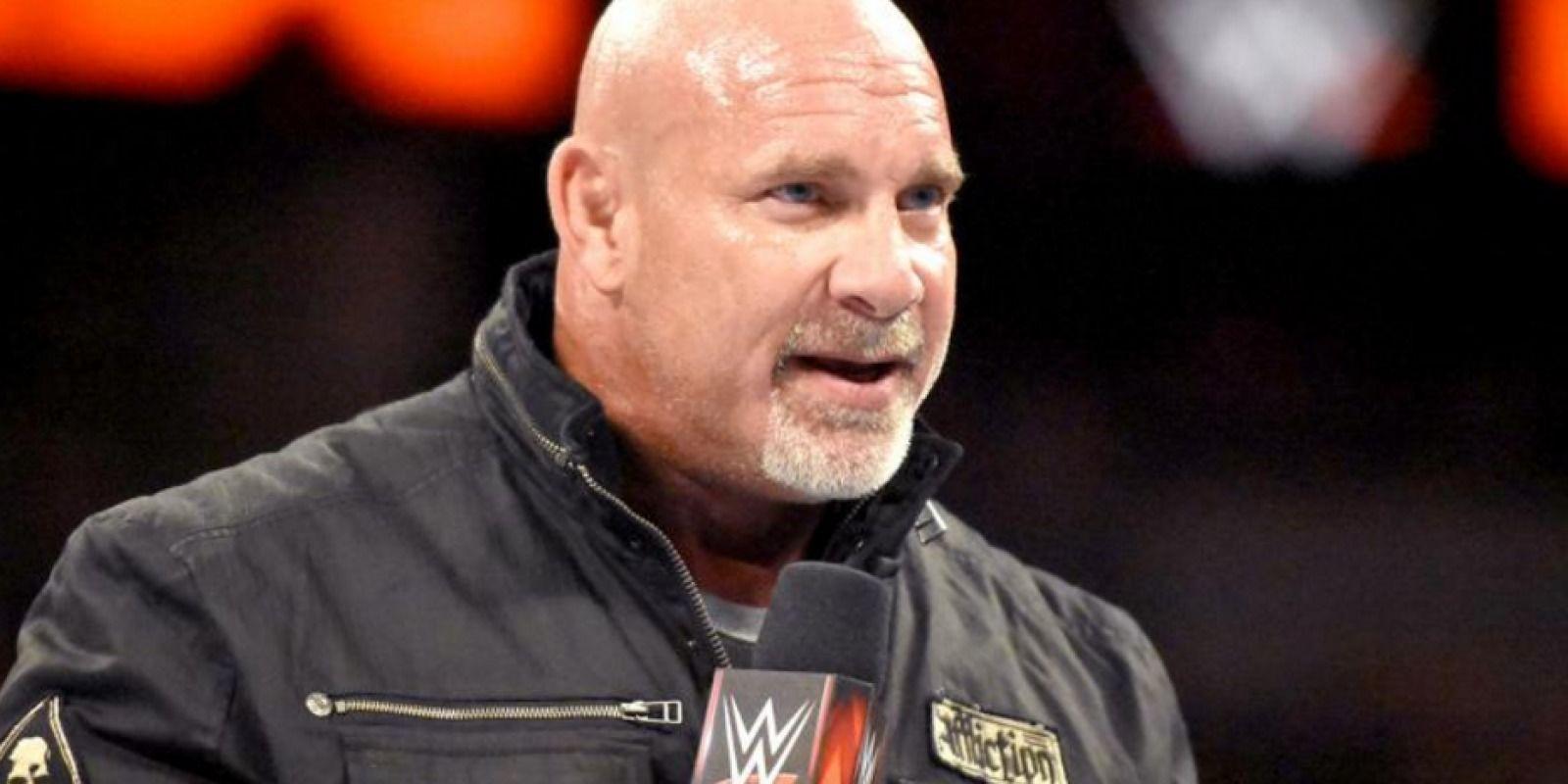 Las mejores imágenes del regreso de Goldberg a WWE. Imagen Por: WWE