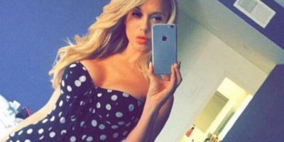 Modelo de Playboy murió tras asistir al quiropráctico. Imagen Por: Foto: Instagram / Katie May