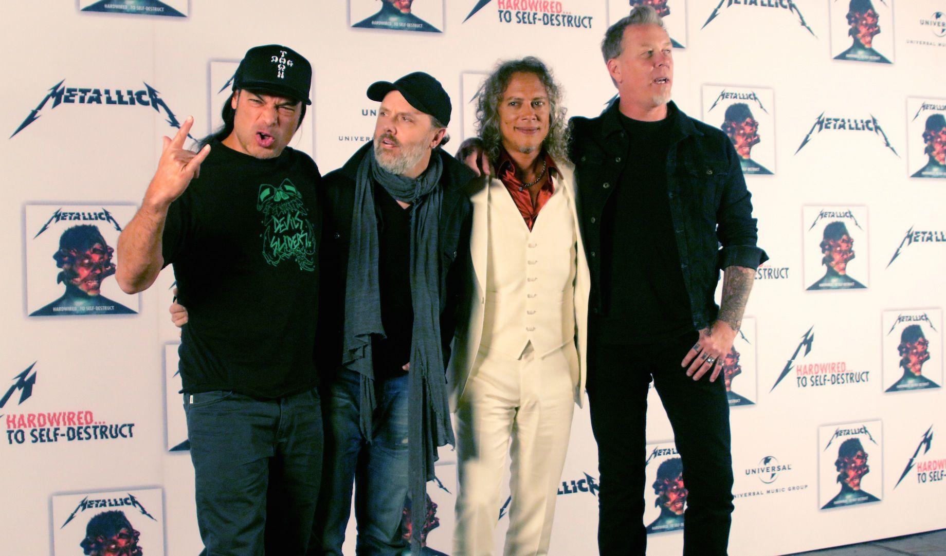 Metallica Mexico Fans