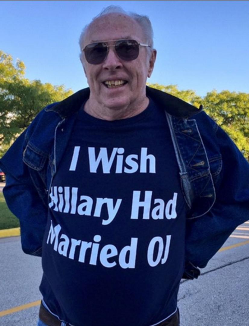 Hillary Trump insultos