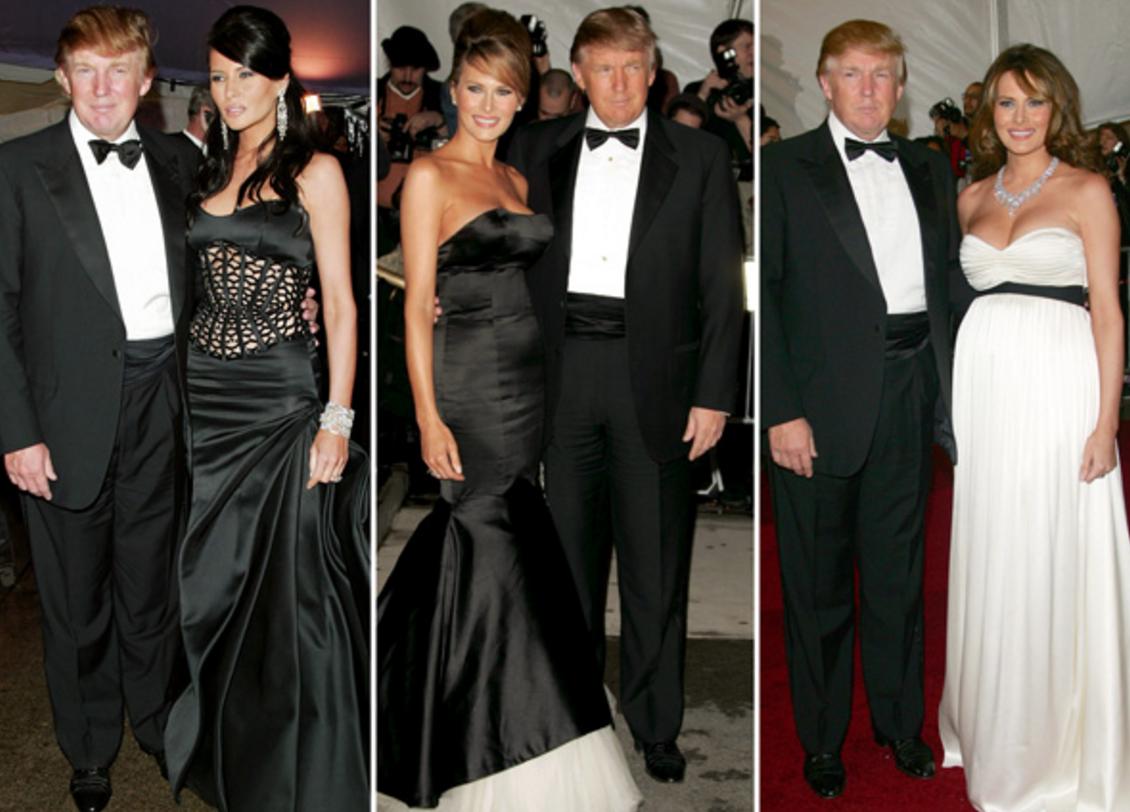 Melania Trump MET Gala