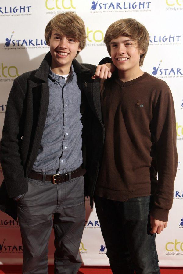 """Los gemelos que interpretaron a """"Zack y Cody"""" ya no son tan parecidos. Imagen Por: Getty Images"""