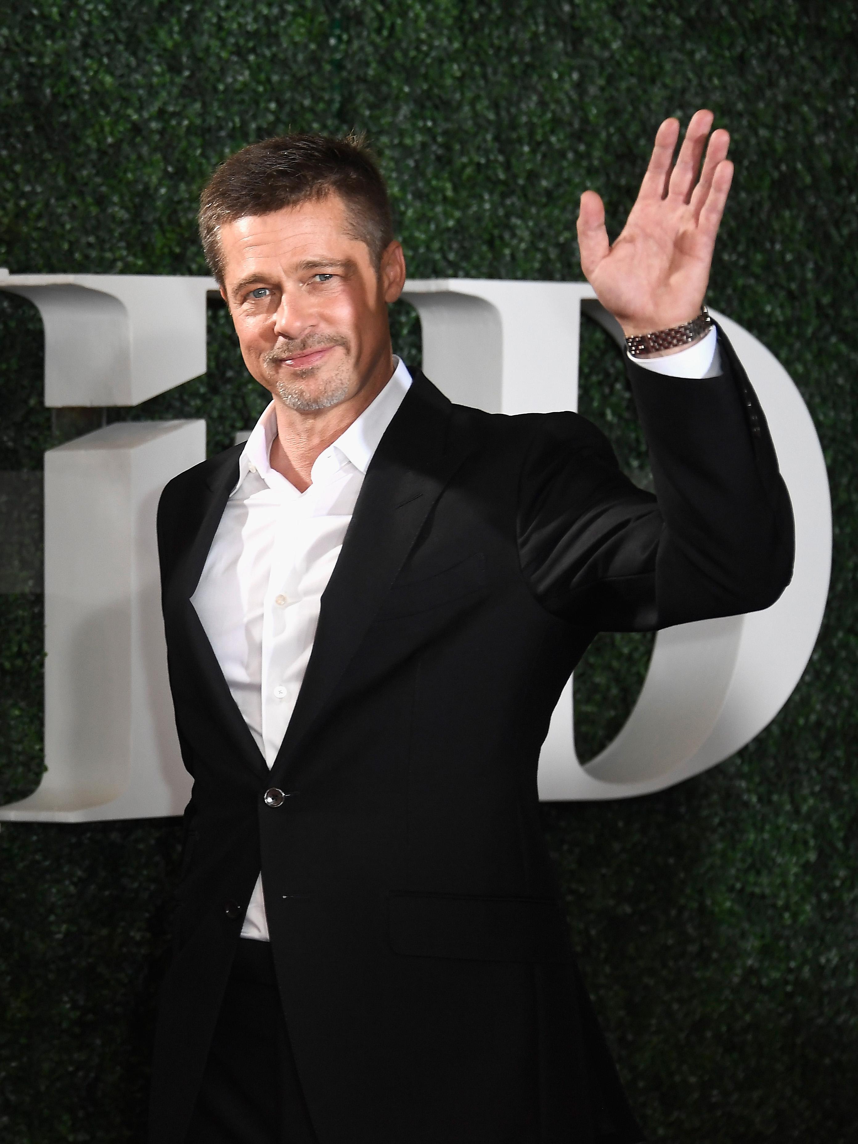 Brad Pitt destruir Angelina Jolie