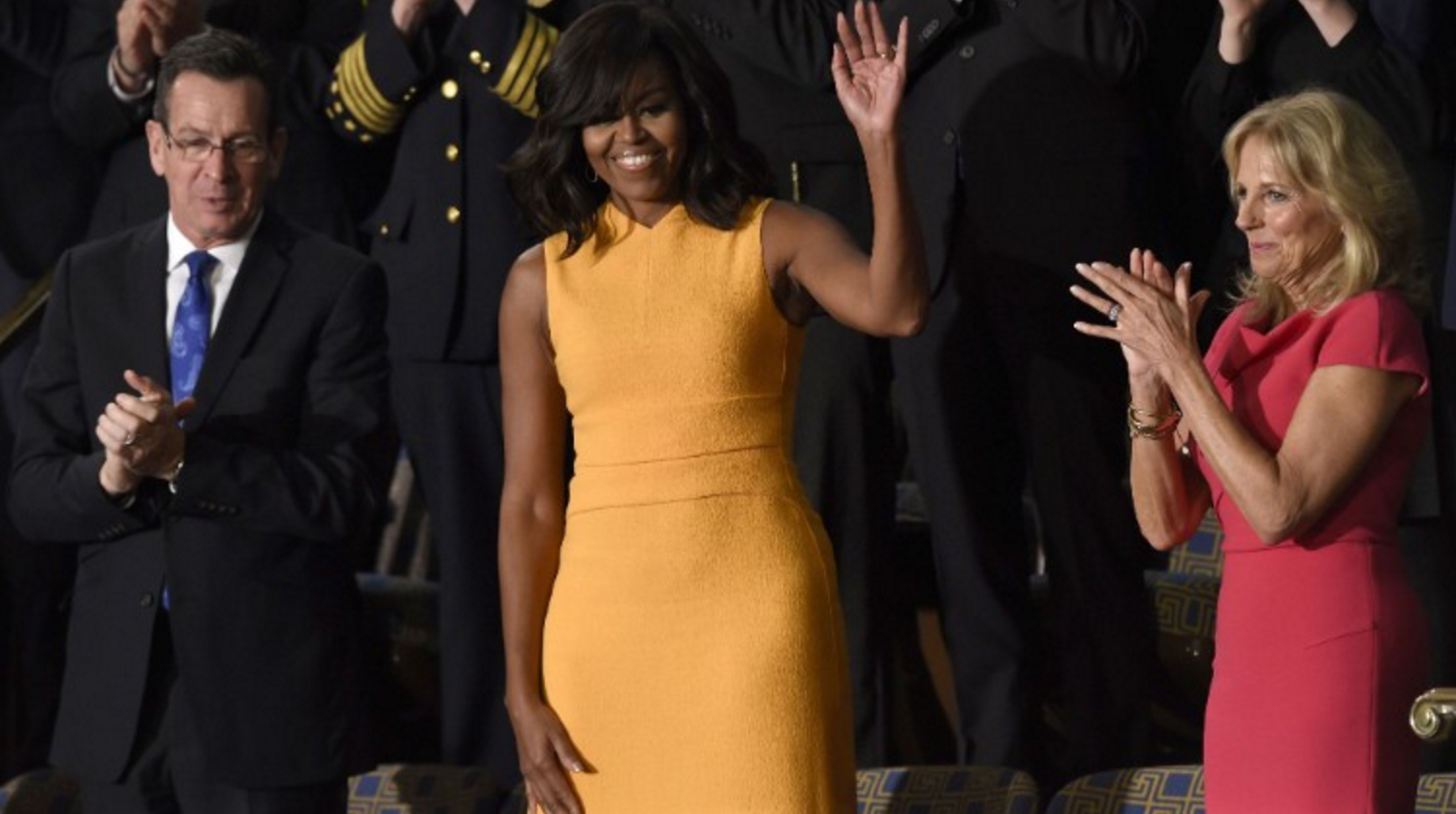 Michelle Obama poder moda