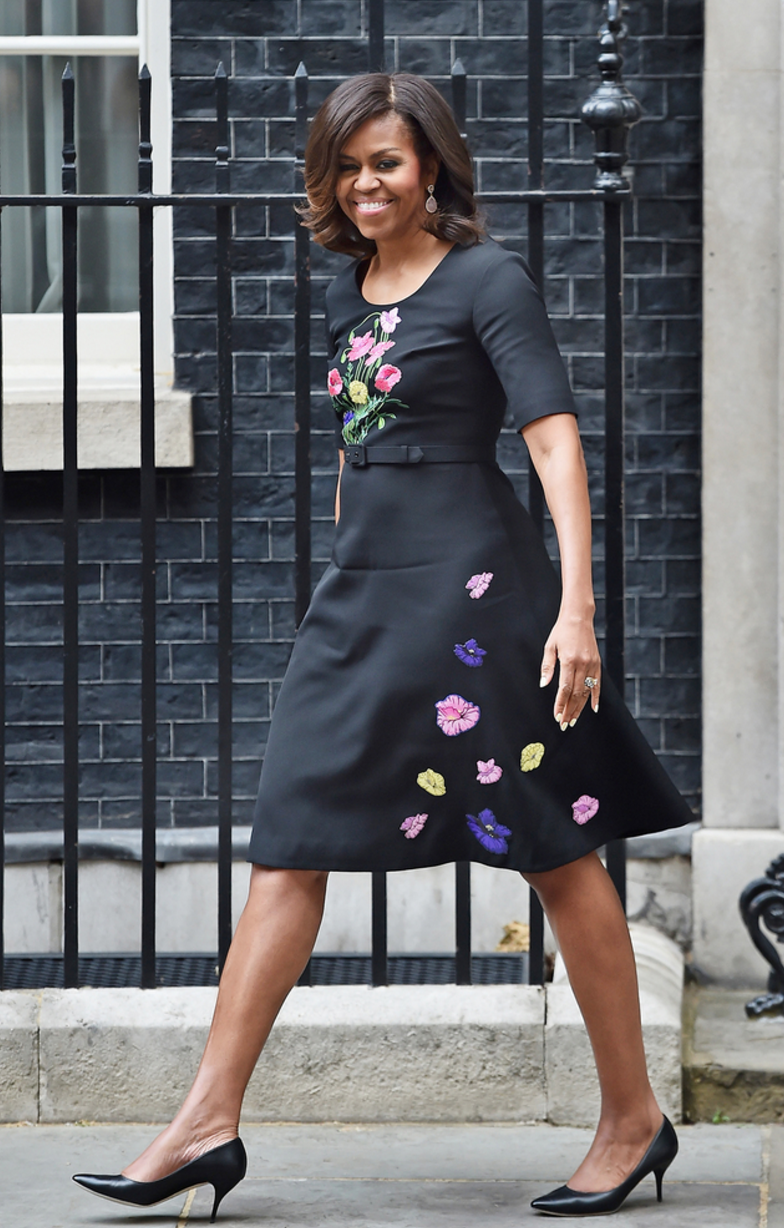 Michelle Obama Christopher Kane