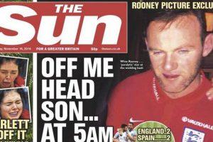 Mourinho tomará acciones contra Wayne Rooney