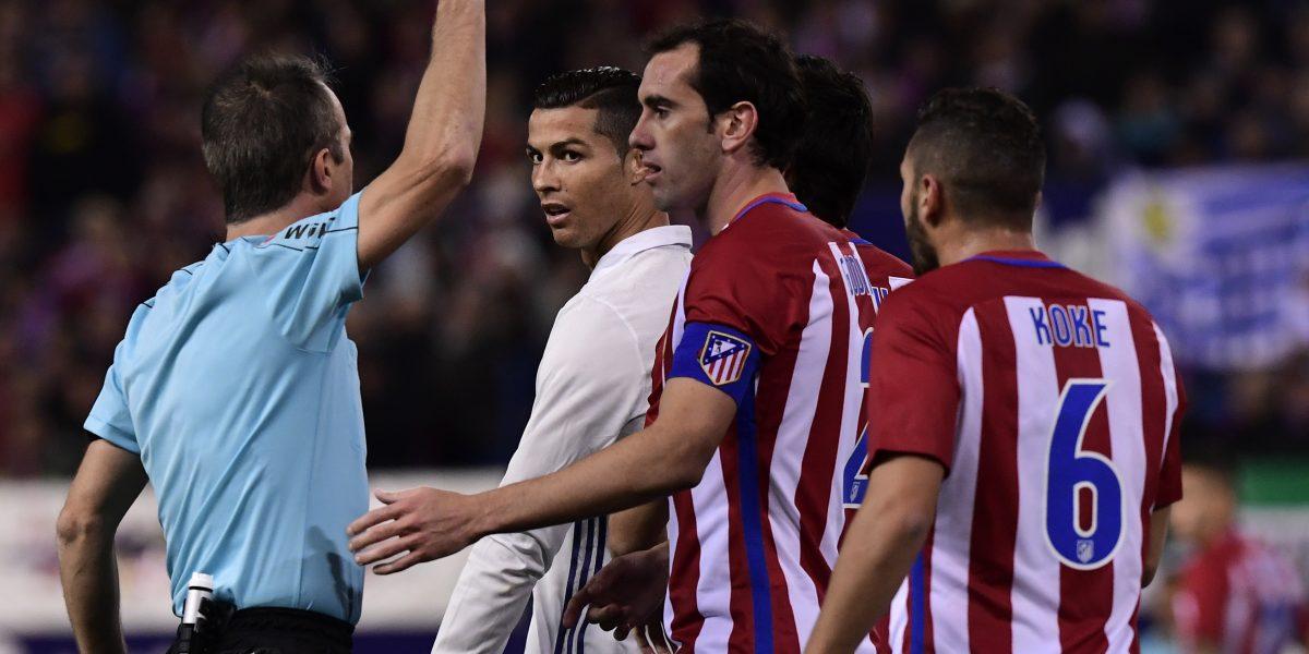 Revelan los insultos entre Koke y Cristiano Ronaldo