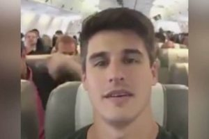Tragedia de Chapecoense: Felipe Machado grabó video minutos antes del despegue