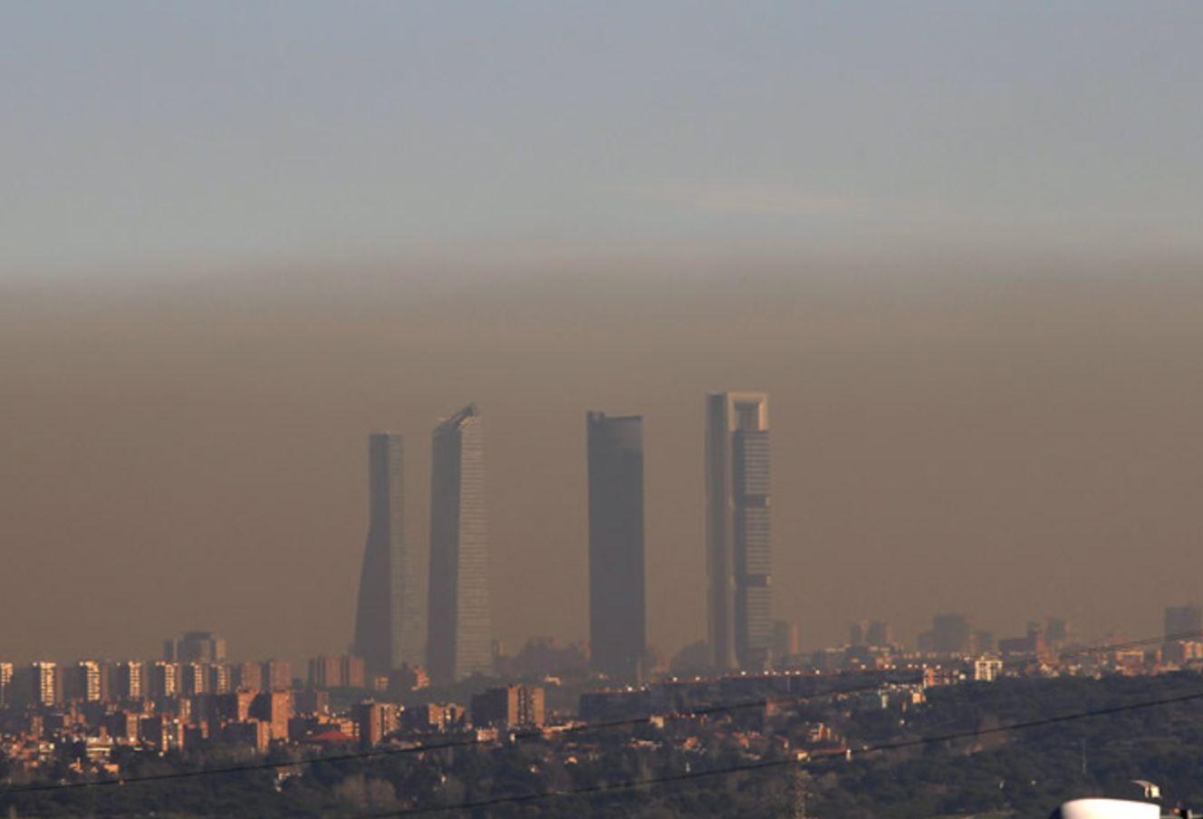 polución ciudades