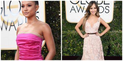 Las peor vestidas de los Golden Globes 2017
