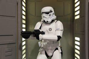 Armas del futuro podrían ser como en Star Wars
