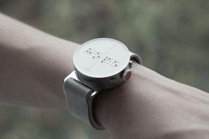 Dot permite a los ciegos 'sentir' el tiempo
